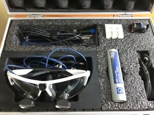 Designs For Vision Dental Loupes 2 5 Led Daylite Micro