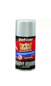 Duplicolor Bty1617 For Toyota Code 1f7 Classic Silver 8 Oz Aerosol Spray Paint