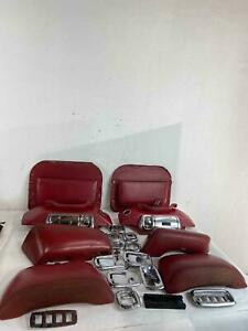 1977 Rolls Royce Silver Wraith Ii Lh Rh Front And Rear Interior Door Trim