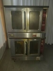Southbend Silverstar Dual Convection Oven Tested Working Condition