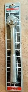 Thorsen Allied Ratchet 1 2 Inch Drive Number 52177 10 In Nip