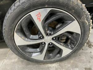 Wheel 19x7 1 2 Alloy Machined Face Fits 16 18 Tucson 609551