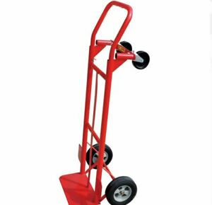 600 Lb Cap 2 in 1 Convertible Hand Cart Truck Trolley Moving Dolly New