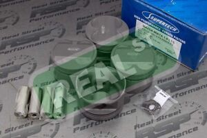Supertech Forged Pistons Without Rings Miata Bp 1 8l 83 5mm 0 5mm 2 5 Cc 9 5 1