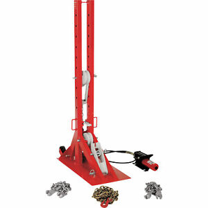 Porto power 10 ton Pulling Post Package