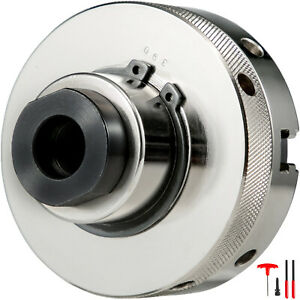 Lathe Chuck Self centering Chuck 4inch 4 100mm 4 jaw With 1inch X 8tpi Thread