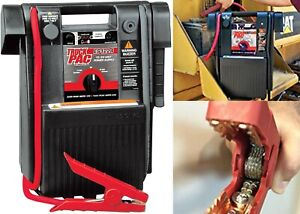 Booster Pac Es1224 3000 1500 Peak Amp 12 24v Jump Starter New Free Shipping Usa