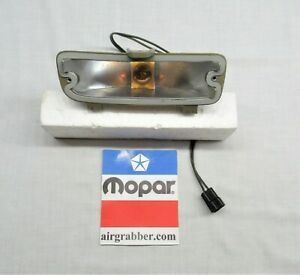 1973 1974 Charger Rallye Se Restored Front Turn Signal Housing W o Lens Right