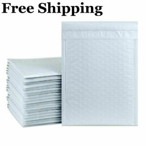 Poly Bubble Mailers Shipping Mailing Padded Envelopes Self seal Bags