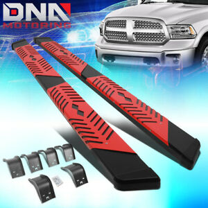 For 2009 2020 Dodge Ram Truck Extended Cab 5 5 od Flat Board Side Step Nerf Bars