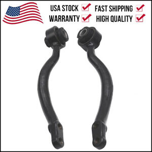 New Set Of Front Suspension Lower Radius Control Arms Rod For Lexus 00 05 Gs300