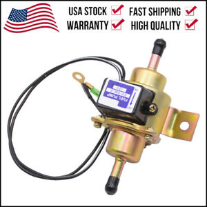 New 12v Electric Fuel Pump Assembly For Kubota Diesel Engine 035000 0350 Usa