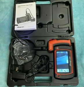 Snap On Tools Bk8500 Digital Wireless Video Scope Inspection Camera