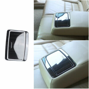 For 2008 2013 Honda Accord Crosstour Black Titanium Rear Water Cup Panel Cover