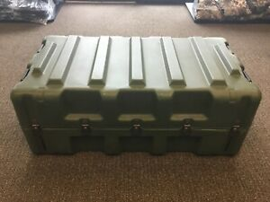 Military Shipping Container 44x24x16