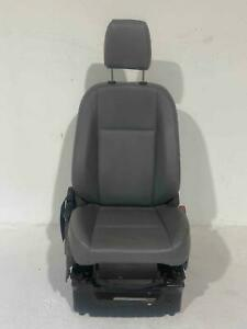 2015 Ford Transit Seat Rh Passenger Front Bucket Vinyl Manual Thru 04 19 15