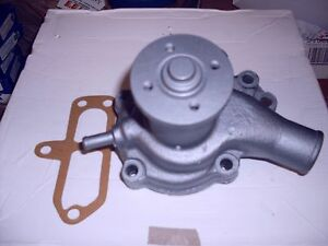Case ih International 284 Tractor Water Pump With Mazda Gas Engine 1014309c93