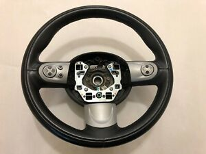 Mini Cooper S Leather Steering Wheel 2007 2008 2009 2010 2011 2012 2013 2014 Oem