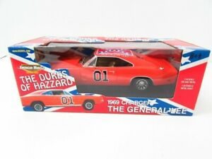 American Muscle 118 The Dukes Of Hazzard 1969 Charger General Lee Die Cast Car $559.11