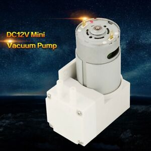 12v Dc Vacuum Pump Negative Pressure Suction Pumping For Food Packaging Machine