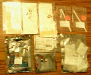 Lot Of Various Electronic Components Lot 4 Free Shipping