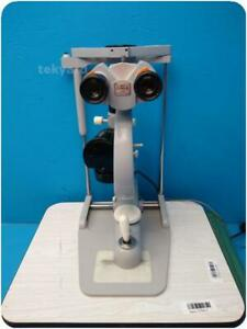 Carl Zeiss Ophthalmic Slit Lamp 229611