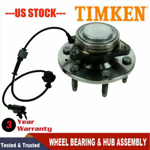 For Cadillac Chevrolet Gmc Rwd Front Wheel Bearing Hub Assembly Timken