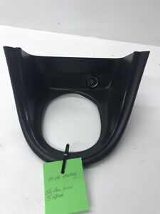 1999 2004 Ford Mustang Gt 5 Speed Shifter Boot Bezel Oem Factory Nice