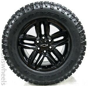 Chevy Silverado Gmc Yukon Xl Denali Factory Oem Trail Boss 18 Wheels Rims Tires