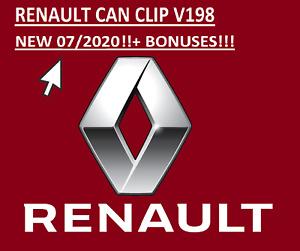 Renault Can Clip V198 New 07 2020 Max Bonuses Renault Can Clip 195