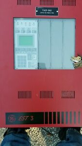 Est 3 Fire Alarm Control Panel used Whole System Including The Can Free Ship