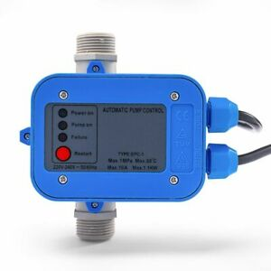 Adjustable Pressure Sensor Switch For Water Shortage Protection Level Controller