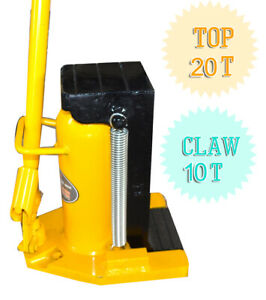New Hydraulic Machinery Toe Jack Lift 10 20 Ton Spreading Machine Versatile Lift