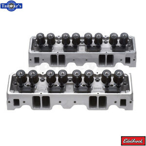 Edelbrock E Series Cylinder Head E210 Flat Tappet Camshaft For Small Block Chevy