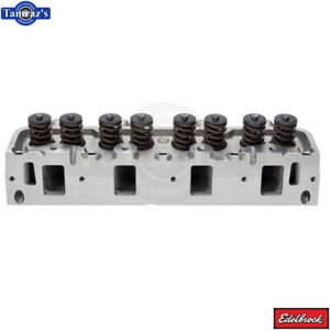Edelbrock Performer Rpm Complete Cylinder Head For Rpm Ford Fe 390 428