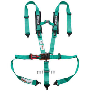 Comfort 2 Latch Link Safety Harness Soft W Heavy Duty 5 Point Shoulder Pads