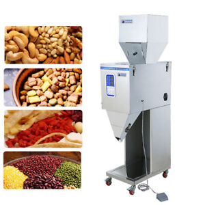 Automatic Weighing And Filling Tea Power Grain Packing Machine High Precise