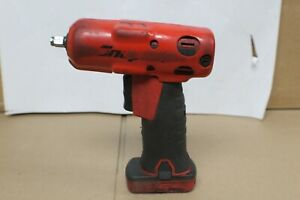 Snap On Ct761ag 3 8 Cordless Impact Wrench W 1 Battery Bundle