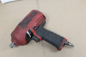Snap On Pt850 1 2 Drive Air Impact Wrench W Boot Cover
