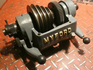 Myford Super 7 Mark 2 Lathe Headstock Complete Replacement Part