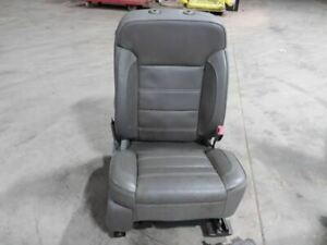 Passenger Front Seat Bucket bench Seat Opt An3 Leather Fits 15 16 Yukon 777178