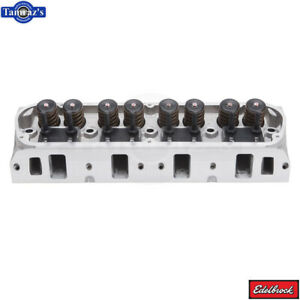 Rpm Small block Ford Edelbrock 1 90 Cylinder Head Hydraulic Flat Tappet Cam