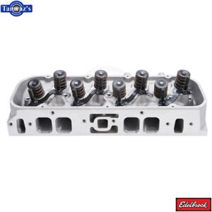Rpm Big Block Chevy Edelbrock Oval Port Cylinder Head Hydraulic Roller Cam