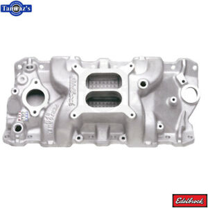Edelbrock Performer Rpm Intake Manifold For Small Block Chevy