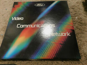 1984 Ford Mustang Gt L Lx And Svo And Ford Exp Product Features Dealer Laserdisc