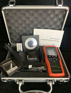 Vvv group Industrail 818 Professional Digital Coating Thickness Gauge new