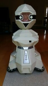 1983 Topo I Androbot Robot Only First Topo Model