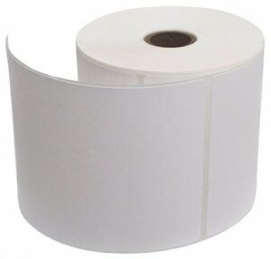 4 Rolls 4x6 Direct Thermal Shipping Labels 250 roll For Zebra 2844 Zp450 Eltron