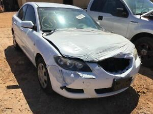 Trunk hatch tailgate Sedan Without Spoiler Fits 04 06 Mazda 3 1615112
