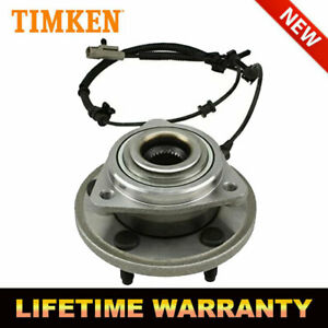 Timken Ha590036 Front Wheel Hub Bearing For 2005 2010 Jeep Grand Cherokee